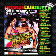 Best Damn Lovers Rock Mixtape. Reggae Mix CD.