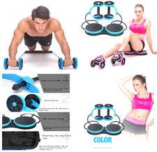 Abdominal Exercise Wheel Multifunction & 6 Exercising Level Whole Body Fitness