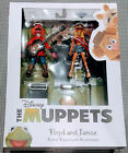 The Muppets Floyd Pepper & Janice Action Figure Set Diamond Select Toys Series 3