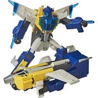 Transformers Cyberverse S3 Bumblebee Adventure Battle Call Trooper Meteorfire