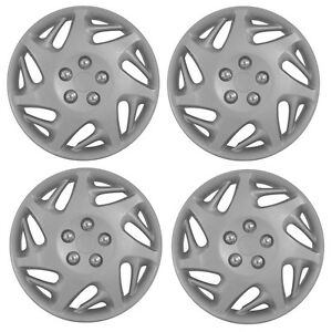 "SET of 4 16"" Hubcaps Wheelcovers for 1998 1999 2000 DODGE Grand CARAVAN"