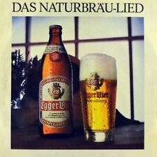 """7"""" EGGER BIER Das Naturbräulied ÖSTERREICH Unterradlberg Reklame Werbung 1973"""