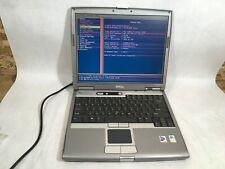 """Dell Latitude D610 Pentium M 2.00 GHz 1 GB Ram 14"""" Boots- FT"""