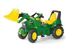 Rolly Toys 710126 Traktor John Deere mit Luftbereifung