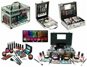 Beauty Box Cosmetic Colour Case Make Up Xmas Gift Set Technic