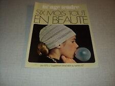 MAT (Juin 1970) supplément FRANCE GALL DANI