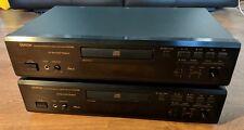 2 x DENON DCD-685 Stereo compact disc CD Players HIFI sépare-défectueux