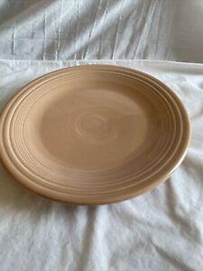 "Fiesta Apricot Dinner Plate 10.5"""