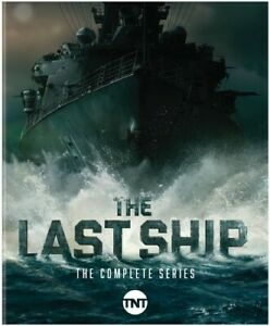 The Last Ship: The Complete Series [New DVD] Boxed Set, Gift Set, Amar