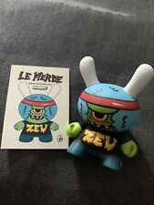 "Kidrobot Dunny Bangal Price 3"" Le Merde 2011 Series"