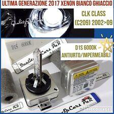 2 Lampadine XENON D1S MERCEDES CLK CLASSE W209 2002>09 cdamg 6000K RICAMBIO Luci