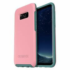 Genuine OtterBox Samsung Galaxy S8+ Plus Symmetry ShockProof Case Cover Pink