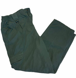 Propper Men's 44x32 Green Cargo Trousers Pants Military Tactical Straight EUC