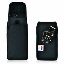 iPhone 8 Plus iPhone 7 Plus Holster Metal Clip Case Nylon Vertical Turtleback