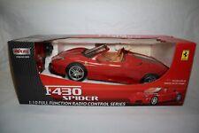 Ferrari F430 Spider Radio Controlled Car