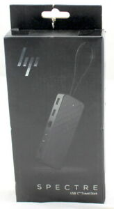 HP Spectre USB-C Travel Dock Brand New Sealed