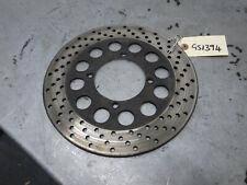 Suzuki GS500 K6 2007 Rear brake disc GS1394