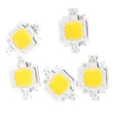 5 PCS IC Bombilla LED Blanco calido 10W 3200K 800LM 9 - 12V T6Y7