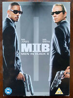 Hommes en Noir 2 DVD 2002 II Sci-Fi Comédie Film Avec Will Smith Largeur /