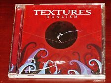 Textures: Dualism CD 2011 Nuclear Blast USA Records NB 2559-2