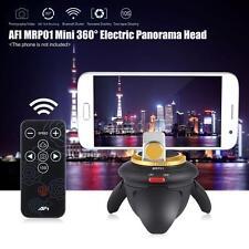 AFI MRP01 Mini 360° Electric Panorama Tripod Head+Remote Control for Camera SLR