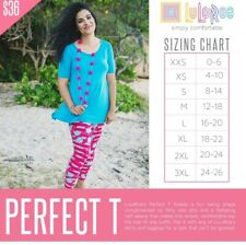 LuLaRoe Perfect T Mystery All Sizes available XXS XS S NEW NWT