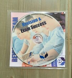 Revision and Exam Success Hypnotherapy CD Mark Bowden