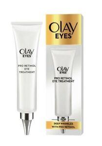 Olay Eyes Pro-Retinol Eye Treatment 15ml (Half price RRP£29.99)