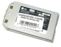 Genuine Original LG VX9800 Replacement Extended Li-Ion Polymer 3.7V 1300mAh