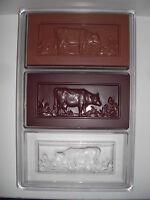 NEUE SCHOKOLADENFORM aus Polycarbonat NEW chocolate mold ANTON REICHE # 22836