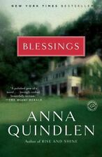 Blessings by Anna Quindlen (2003, Paperback)