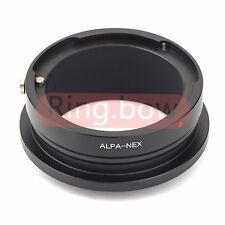 Alpa Mount to Sony NEX Lens Adapter AR7II A7S A7R A7II A5100 A6000