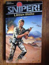 SNIPER! Libyan Strike S. Spano 1st 1988 Grat Cover Art RARE L@@K WOW!!!