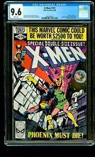 X-Men #137 CGC 9.6 White Pages Death Of Phoenix John Byrne Art MARVEL