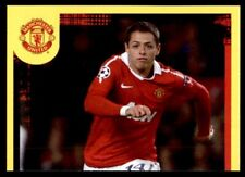 Panini Manchester United 2010-2011 Javier Hernandez (1 of 2) Puzzle No. 73