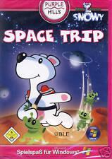PC Spiel + Space Trip + Weltraum + Mars + Marsmännchen + 80 Level + Vista
