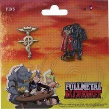 FullMetal Alchemist pins Rare sold out set