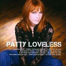 Icon by Patty Loveless (CD, Oct-2011, MCA Nashville)