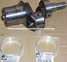 Kurbelwelle HATZ Motor 1D60 1D80 1D81 1D90 Rüttelplatte Bomag Wacker