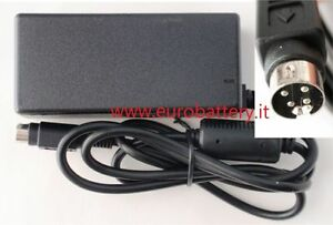 Power Supply Alimentatore switching per TV LCD Monitor Display 12V 7A(5A) 4 pin