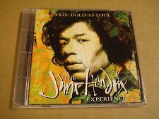 CD / THE JIMI HENDRIX EXPERIENCE - AXIS: BOLD AS LOVE