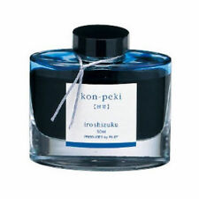 New!! PILOT(Namiki) Fountain Pen Ink 50ml IROSHIZUKU KON-PEKI INK-50-KO Japan