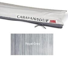 Fiamma Caravanstore XL awning. 440cm. Royal Grey canopy in a grey bag