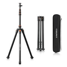 2M Light Stand Pro Adjustable Tripod 360° Swivel for Studio Softbox Lighting Kit