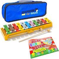 Sonor GS Glockenspiel + keepdrum Tasche + Meine bunten Noten Kinderlieder