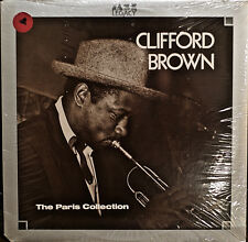 CLIFFORD BROWN: The Paris Collection-SEALED1978LP INNER CITY QUINCY JONES/FARMER