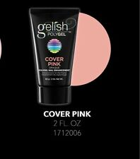 Gelish Harmony PolyGel Nail Enhancement Cover Pink - Opaque 2oz / 60g On Sale!