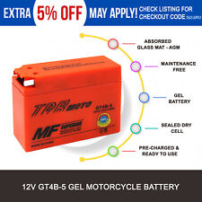 YT4B-BS GT4B-5 12V 2.3AH Motorcycle BATTERY For Suzuki DR-Z70 Yamaha TTR50E