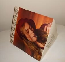 Rickie Lee Jones Triangular Poster Display Box Promo 1979 Original 12x12 RARE