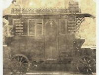 """""""Old Vehicle with Carry-Top""""  ...Classic-  {Postcard} (V-32)"""